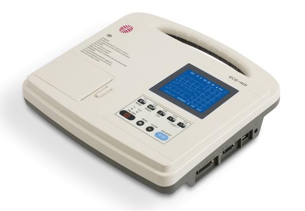 Електрокардиограф Carewell Digital-1101G